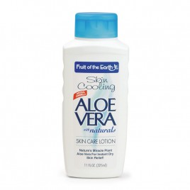 Aloe vera losjon Fruit Of The Earth, 325 ml