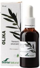 Soria Natural, oljka kapljice, 50 ml