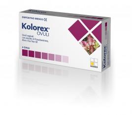 Vaginalne svečke Kolorex, 6 ovul