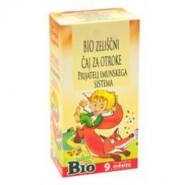 Bio zeliščni čaj za otroke - prijatelj imunskega sistema F20, 30 g