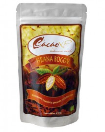 Bio presno kakavovo maslo criollo, 200 g