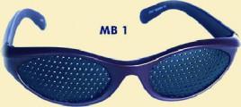 Očala za izboljšanje vida (Raster očala) MB1