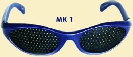 Očala za izboljšanje vida (Raster očala) MK1