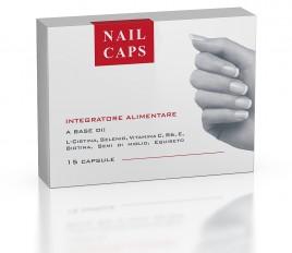 Vitalplusactive, nail caps, kapsule, 15 kapsul