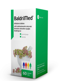 BaldriMed 450 mg obložene tablete, 60 tablet