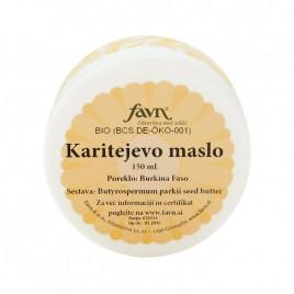 Karitejevo maslo Favn, 150 g