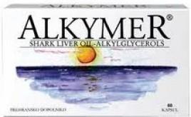 Natumin Pharma, alkymer ( alkigliceroli ), 60 kapsul