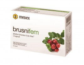 Medex, brusnifem forte, 30 kapsul