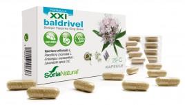 Soria Natural, baldrivel XXI kapljice, 30 kapsul