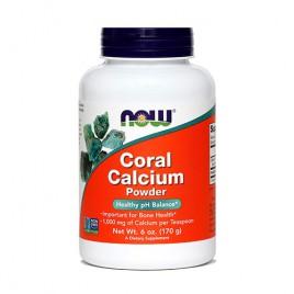 Now, koralni kalcij v prahu, 170 g