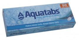Aquatabs tablete za dezinfekcijo vode in razkuževanje površin, 167mg/50 kom
