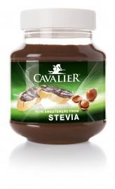 Lešnikov namaz brez sladkorja Cavalier, 380 g