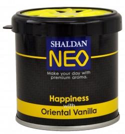 Shaldan Neo vanilija osvežilec zraka za avto, dom in pisarno, 80 g