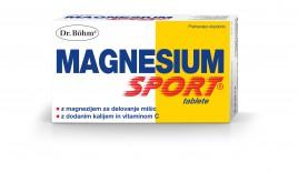 Dr. Böhm, magnesium sport, 60 tablet