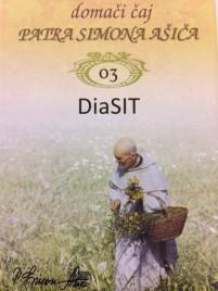 Čajna mešanica DiaSIT patra Simona Ašiča (03), 50 g