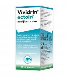 Vividrin® ectoin® kapljice za oko, 10 ml