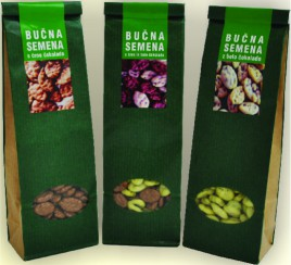 Bučna semena s čokolado Kolarič, 100 g