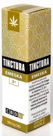 CBDex, tinktura Emeska 3 %, 10 ml