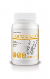 Soria Natural, candiclean tablete, 60 tablet