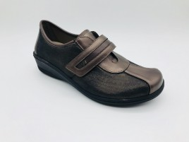 Ženski čevlji Florance 15025 pearl rjava