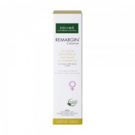 Os Remargin Zobna pasta za ženske Solime, 75 ml