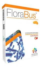 Nutrigea, prehransko dopolnilo, FloraBus, 30 tablet