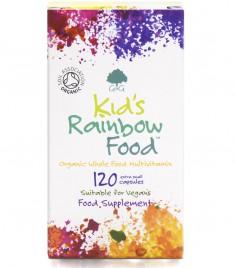 G&G Vitamins, otroški mavrični kompleks bio, 120 kapsul