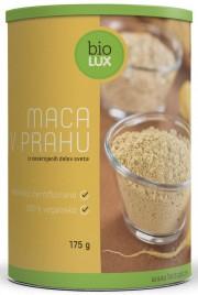 BioLux, maca v prahu bio, 175 g