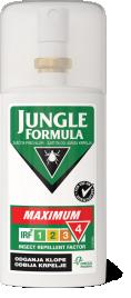 Jungle formula zaščita pred klopi, 75 ml