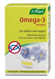 A. Vogel, omega 3, 30 kapsul