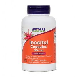 Now, inozitol, 100 kapsul