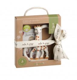 Žirafa Sophie obroček za grizenje So Pure Vulli