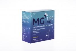 Mg + Life, magnezij 400, 50 vrečk