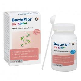 Intercell Pharma, BactoFlor za otroke do 12 let, 60 g