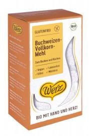 Polnozrnata ajdova moka bio Werz, 500 g