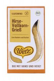 Bio proseni zdrob Werz, 250 g