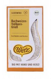 Bio ajdov zdrob Werz, 250 g