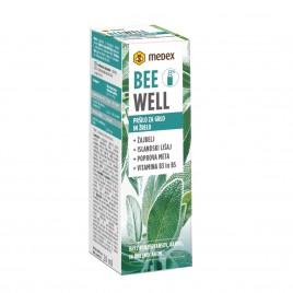 Medex, bee well pršilo za grlo in žrelo žajbelj in islandski lišaj, 20 ml