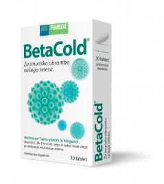 BetaCold z vitamini in minerali, 30 tablet