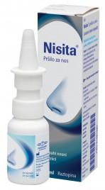 Raztopina v pršilu Nisita, 20 ml