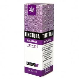 CBDex, tinktura neuro 4 % + 1 %, 10 ml