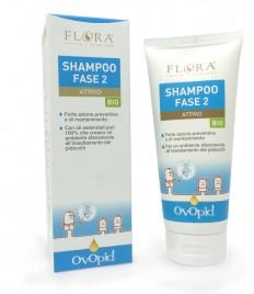 Ovopid bio šampon za lase proti ušem, samostojno ali 2. faza, 200 ml