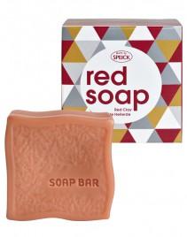 Rdeče milo z zdravilno rdečo glino Speick, 100 g