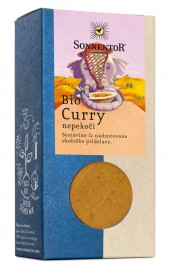 Začimba Curry sladko bio Sonnentor, 50 g