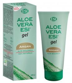 Aloe Vera gel Esi z arganovim oljem, 200 ml + DARILO: Aloe vera balzam za ustnice ZF 20, 5,7 ml
