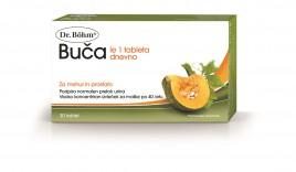 Dr. Böhm, buča - le 1 tableta dnevno, 30 tablet