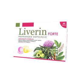 Pharmalife Research, liverin forte, 60 tablet