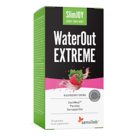 Sensilab, slimJOY WaterOut extreme, 10 vrečk