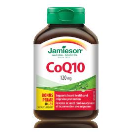 Jamieson, CoQ10, 120 mg