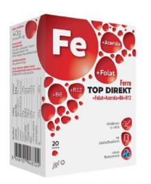 Ferro, ferro top direkt prašek, 20 vrečic